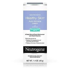 Neutrogena Healthy Skin Anti-Wrinkle Cream With Spf 15 Sunscreen, 1.4 Oz.