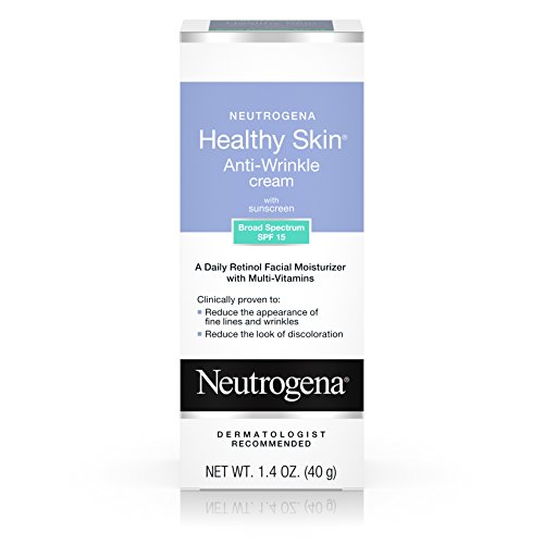 Neutrogena Healthy Anti Wrinkle Cream Sunscreen product image