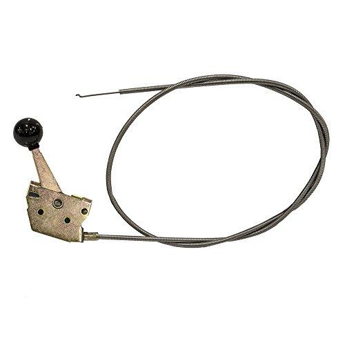 Husqvarna 539101963 - Throttle Control W/Ball KNOB