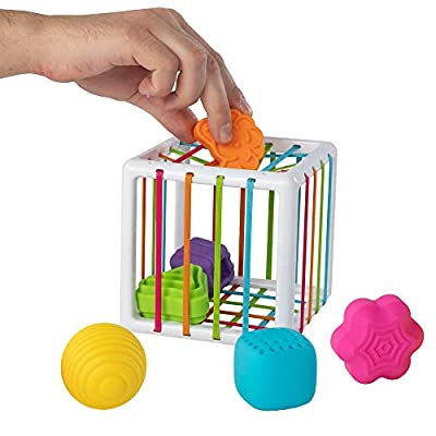 Fat Brain Toys InnyBin Baby Toys & Gifts for Babies: Toys & Games