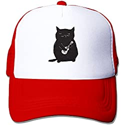 Dark Gray Heather Cat Snapbacks Baseball Caps Fitted Hats