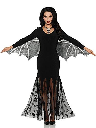 Adult Vampiress Costumes (Vampiress Adult Costume - Medium)