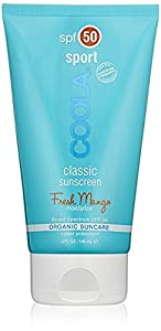 COOLA Organic Suncare Body Sunscreen