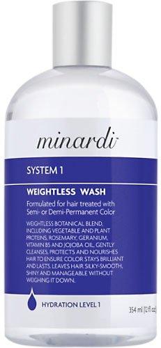 Beth Minardi System 1 Weightless Hair Wash, 33.8 Ounce by Beth Minardi
