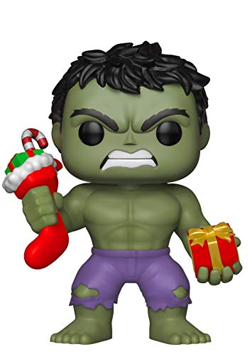 Marvel Holiday - Hulk, Multicolor, FUNKO Pop