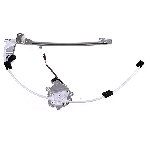 OCPTY Power Window Regulator with Motor Assembly Replacement Rear Right Passengers Side Window Regulator fit for 2006-2007 Jeep Liberty 4589266AB 4589266AD 748-570