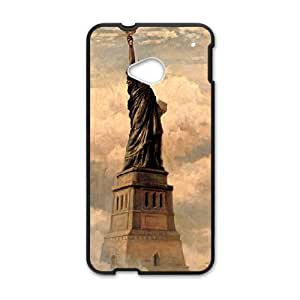 HTC One M7 Protective Phone Case Statue of Liberty ONE1232764