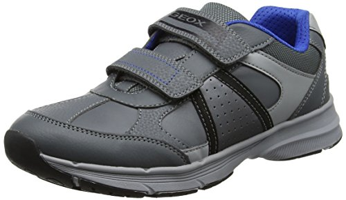 Geox Dk Grey de adultes C9002 Fly Top Boy pour Baskets Geis J B ywPqcCcvz