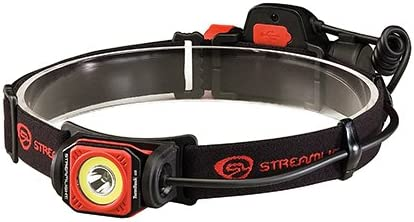 Tulsa Mall STREAMLIGHT 51063 Twin-Task USB Headlamp Black Red Limited time sale Clam Packag