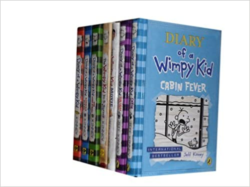 Diary of a wimpy kid collection 7 books set dairy of wimpy kid diary of a wimpy kid collection 7 books set dairy of wimpy kid rodrick rules the last straw do it yourself book the ugly truth movie diary cabin solutioingenieria Image collections