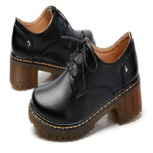 Dames D'étudiant Laçage À L'usure Casual Mode Antidérapant Shoes Chaussures Résistant B De vOwrvBaqx