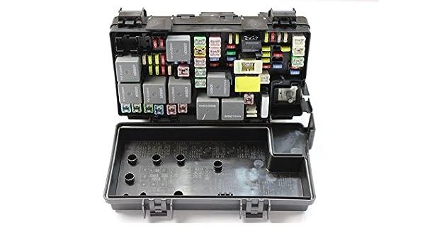 amazon com: jeep wrangler 2010 3 8l tipm temic integrated fuse box module  04692298ae: automotive