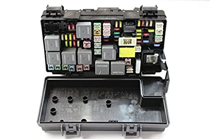 image unavailable  image not available for  color: jeep wrangler 2013 tipm  temic integrated fuse box module 68163903ac