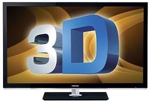 Toshiba 46WX800U 46-Inch 1080p 240 Hz Cinema Series 3D LED TV, Black (2010 Model)