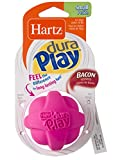 HARTZ Dura Play Bacon Scented Ball Dog Toy - Small
