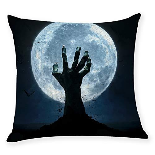 WFeieig_Halloween 18 x 18 Pillow Inserts Throw Pillow Inserts Premium Stuffer Down Alternative,Super Soft Microfiber Filled Decorative Pillow Cushion -