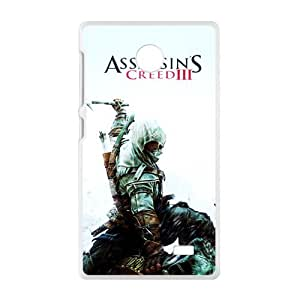 Assassin's creed Cell Phone Case for Nokia Lumia X by icecream design