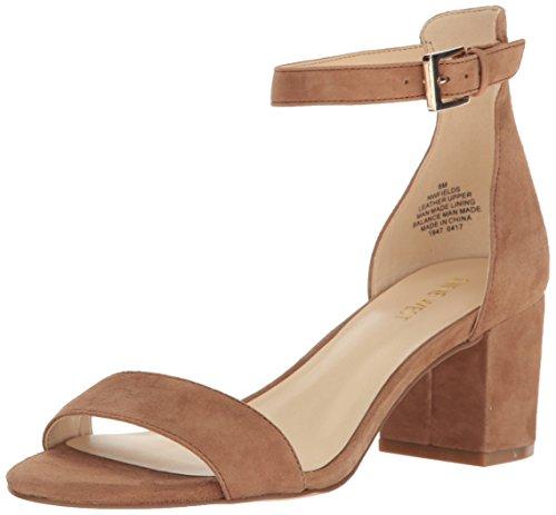 Image of Nine West Women's Fields Leather Dress Sandal