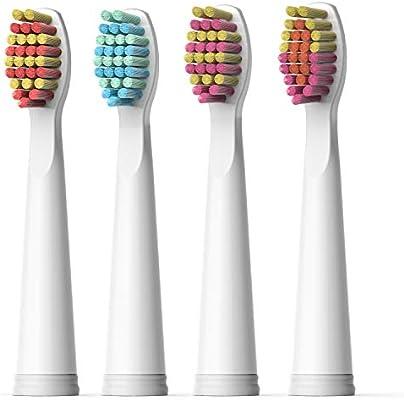 Cabezal de repuesto de cepillo de dientes de Fairywill Cerdas ...