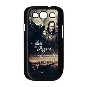 Chinese Loki Thor The Dark World Personalized Phone Case for Samsung Galaxy S3 I9300,custom Chinese Loki Thor The Dark World Case