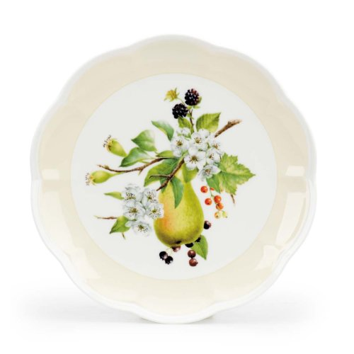 (Lenox Orchard in Bloom Pear Blossom Accent Plate)