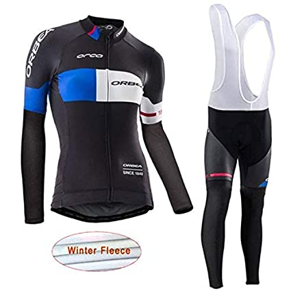 Amazon.com - BeesClover Team Cycling Jerseys Long Sleeve ...