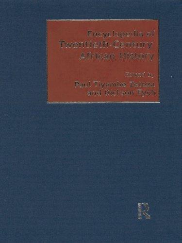 Download Encyclopedia of Twentieth-Century African History Pdf