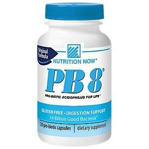 Nutrition Now PB 8 Probiotic Acidophilus 14 Billion Capsules (120 Capsule) by Nutrition Now (Image #2)