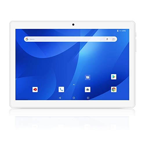 Android Tablets 10 Inch, 5G WiFi Tablet PC, 16GB, Google Certified, Android 8.1 Go, 6000mAh Battery, Dual Cameras…