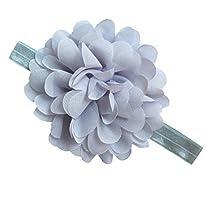 Arlai 1Pcs gray Girl's Cute Hair bands
