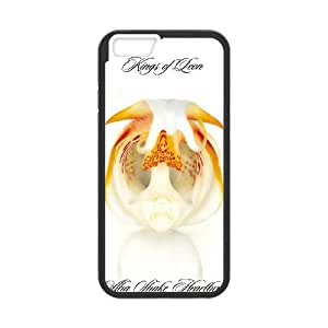 Kings Of Leon iPhone 6 Plus 5.5 Inch Cell Phone Case Black yyfabd-302886