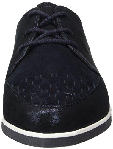 Blu Donna Oxford 02 Blau Lancaster Scarpe Ara Stringate v1qWTF6qX