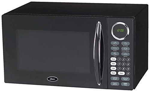 Oster OGB8903 Digital Microwave Oven, 0.9 Cubic Feet, Black (Oster Small Digital Oven compare prices)