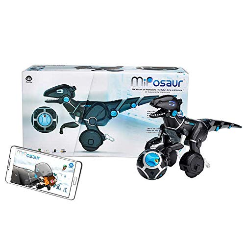 Miposaur Robot w' TrackBall Smartphone App-Controlled by Miposaur (Image #4)