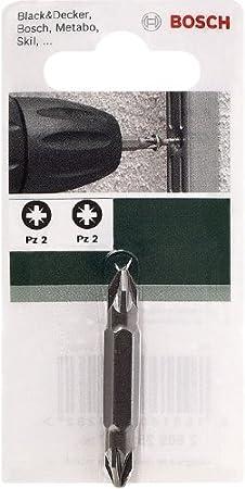 Ph 2 - Pz 2 Bosch 2609255955 Double Ended 45mm Screwdriver Bit