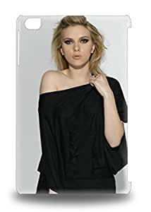 New Scarlett Johansson American Female The Avengers Her Lost In Translation Skin 3D PC Case Cover Shatterproof 3D PC Case For Ipad Mini/mini 2 ( Custom Picture iPhone 6, iPhone 6 PLUS, iPhone 5, iPhone 5S, iPhone 5C, iPhone 4, iPhone 4S,Galaxy S6,Galaxy S5,Galaxy S4,Galaxy S3,Note 3,iPad Mini-Mini 2,iPad Air )