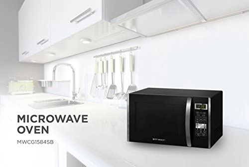 Amazon.com: Emerson mwcg1584s 1,5 CU. FT. 1000 Watt, control ...
