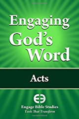 Engaging God's Word: Acts Paperback