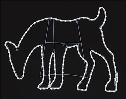 Outdoor Rope Light Reindeer in US - 8