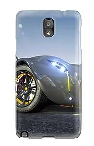 Galaxy Case Cover Fashionable Galaxy Note 3 Case Morey Concept Car