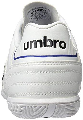 Umbro Umbro Speciali Eternal Club Ic - Bota para hombres Blanco / Negro / Clematis Azul