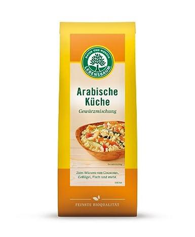 Lebensbaum Arabische Kuche Baharat 3er Pack 3 X 40 G Bio