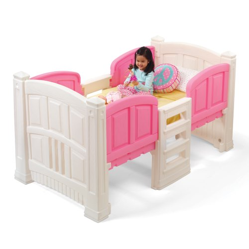 Step2 Girl's Loft and Storage Twin ()