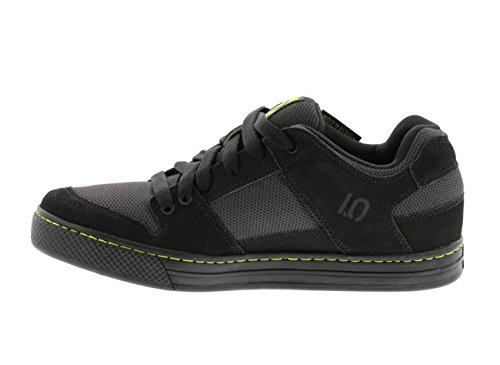 Five Ten Freerider Men's MTB Shoes, Black/Slime, 5