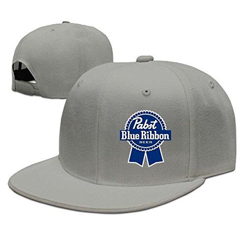 gsyful-golf-pabst-blue-ribbon-baseball-snapbackcap-hat-ash