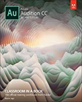 Adobe Audition CC Classroom in a Book, 2nd Edition Front Cover