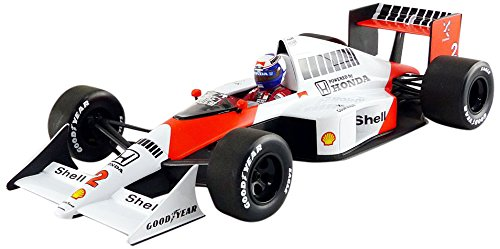 Minichamps – Modellino Auto Mclaren Mp4 5 World Champion 1989 Scala 1 18, 530891802, Rosso Bianco
