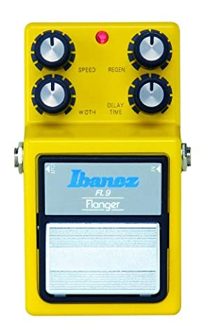 Ibanez FL9 Flanger Guitar Effects Pedal (Ibanez Chorus Pedal)