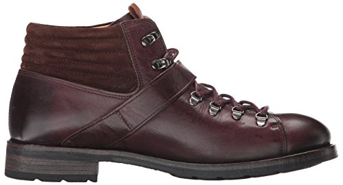 Sebago Womens Kedge Penny Flat Burgundy Leather