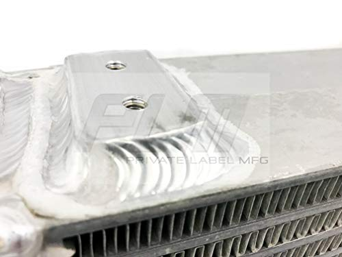 PLM MERCEDES BENZ 5 5L AMG HEAT EXCHANGER XL - 25% BIGGER - CLS55 - E55 -  SL55